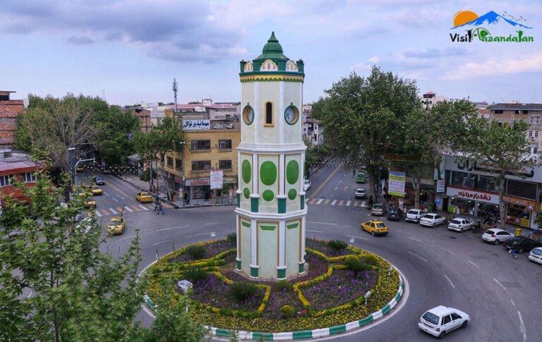 شهرستان ساری