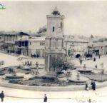 میدان ساعت قدیمی