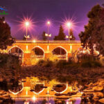 پل دوازده چشمه آمل