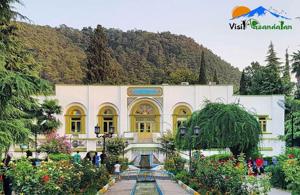 باغ شاه بهشهر