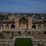 نمای دور از مسجد