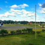 باند پرواز فرودگاه