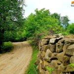 جاده خاکی کشپل