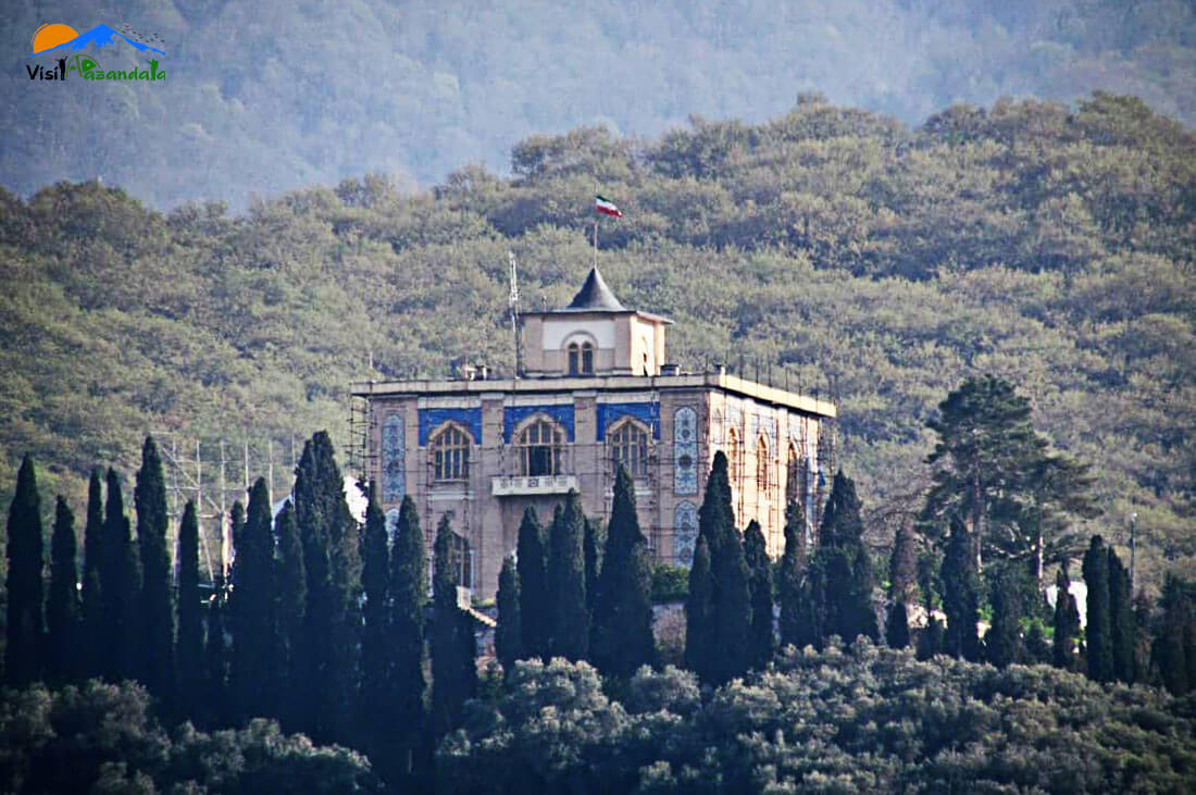 کاخ صفی آباد