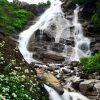 آبشارهای متعدد